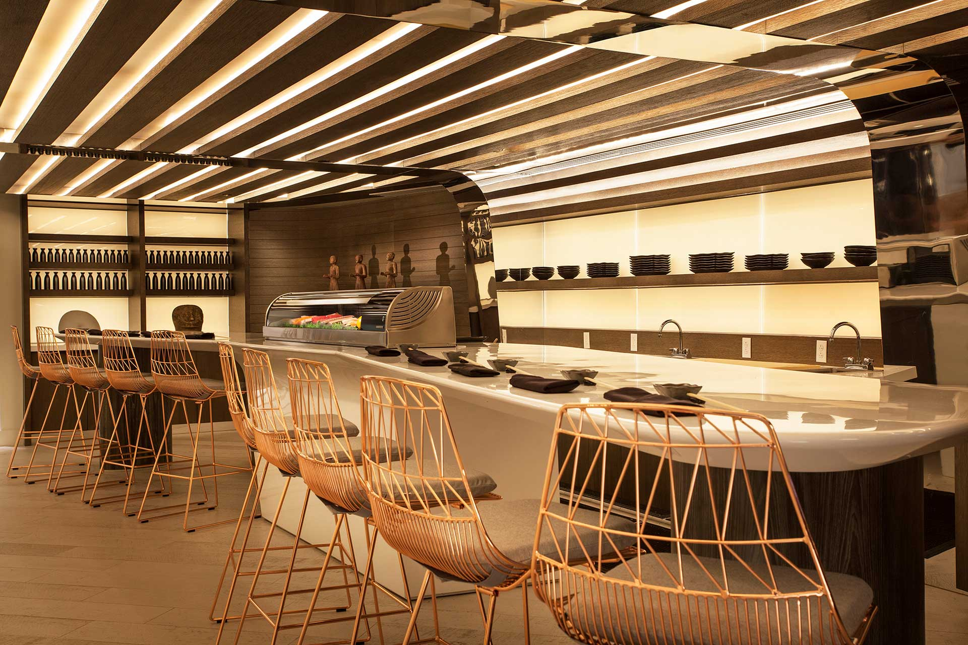 W lifestyle w residences fort lauderdale for Living room w hotel fort lauderdale